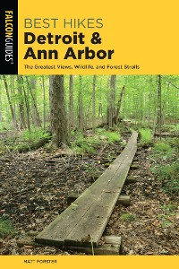 Cover Best Hikes Detroit and Ann Arbor