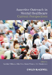 Cover Assertive Outreach in Mental Healthcare