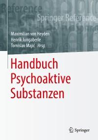 Cover Handbuch Psychoaktive Substanzen