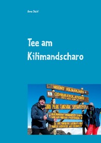 Cover Tee am Kilimandscharo