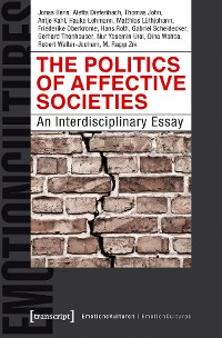 Cover The Politics of Affective Societies