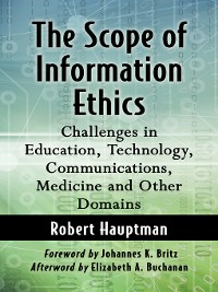 Cover The Scope of Information Ethics
