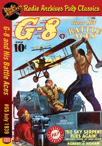 Cover G-8 and His Battle Aces #65 February 193