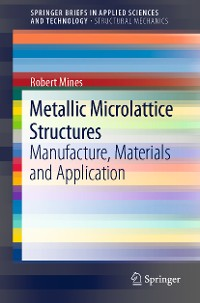 Cover Metallic Microlattice Structures