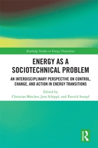 Cover Energy as a Sociotechnical Problem