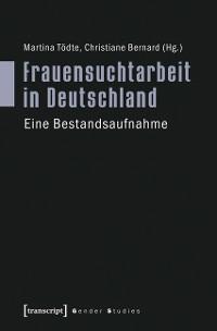 Cover Frauensuchtarbeit in Deutschland