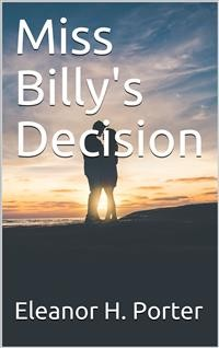 Cover Miss Billy's Decision