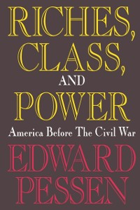 Cover Riches, Class, and Power
