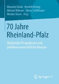 Cover 70 Jahre Rheinland-Pfalz