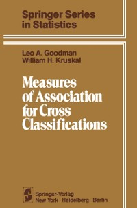 Cover Measures of Association for Cross Classifications