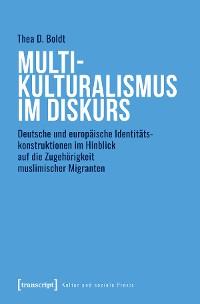 Cover Multikulturalismus im Diskurs