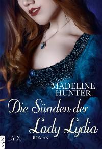 Cover Die Sünden der Lady Lydia