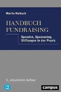Cover Handbuch Fundraising