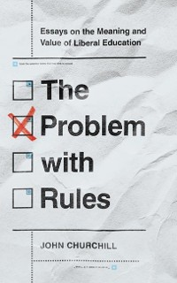 Cover The Problem with Rules