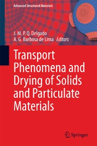 Cover Transport Phenomena and Drying of Solids and Particulate Materials