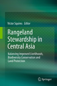 Cover Rangeland Stewardship in Central Asia