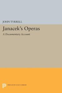 Cover Janácek's Operas