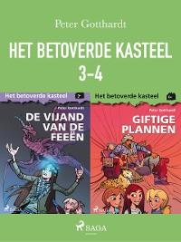 Cover Het betoverde kasteel 3-4