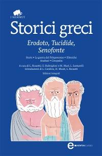 Cover Storici greci