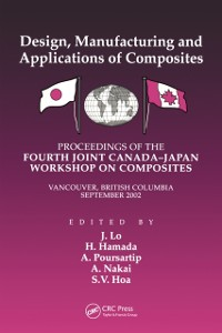 Cover Fourth Canada-Japan Workshop on Composites