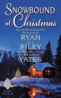 Cover Snowbound at Christmas
