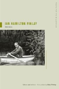 Cover Ian Hamilton Finlay