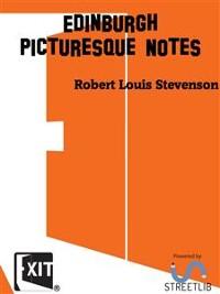 Cover Edinburgh Picturesque Notes