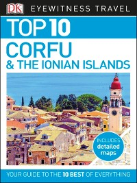 Cover DK Eyewitness Top 10 Corfu and the Ionian Islands