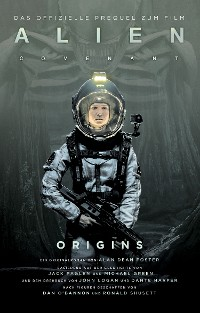 Cover ALIEN COVENANT: ORIGINS