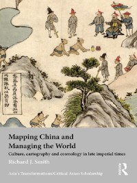 Cover Mapping China and Managing the World