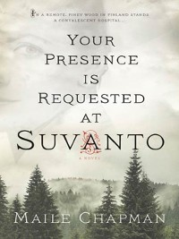 Cover Your Presence Is Requested at Suvanto