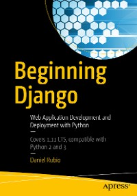 Cover Beginning Django