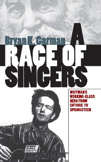 Cover A Race of Singers