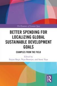 Cover Better Spending for Localizing Global Sustainable Development Goals