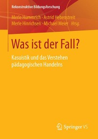 Cover Was ist der Fall?