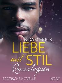 Cover Queerlequin: Liebe mit Stil