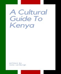Cover A Cultural Guide to Kenya