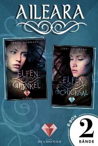 Cover Alle Bände der magischen Dilogie über düstere Elfen in einer E-Box (Aileara )