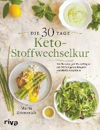 Cover Die 30-Tage-Keto-Stoffwechselkur