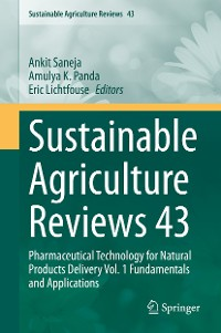 Cover Sustainable  Agriculture Reviews 43