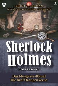 Cover Sherlock Holmes Doppelband 2 – Krimi