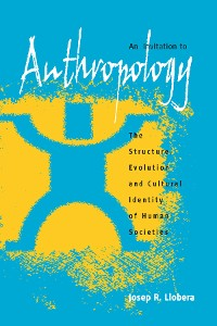 Cover An Invitation to Anthropology