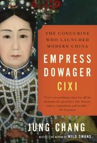 Cover Empress Dowager Cixi