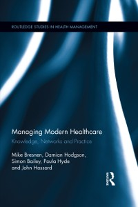 Cover Managing Modern Healthcare