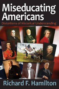 Cover Miseducating Americans