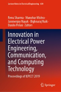 Cover Innovation in Electrical Power Engineering, Communication, and Computing Technology