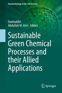 Cover Sustainable Green Chemical Processes and their Allied Applications