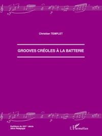 Cover Grooves creoles a la batterie