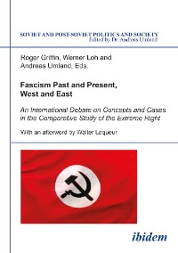 Cover Fascism Past and Present, West and East
