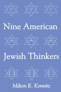 Cover Nine American Jewish Thinkers